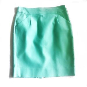 J. Crew pencil skirt 4